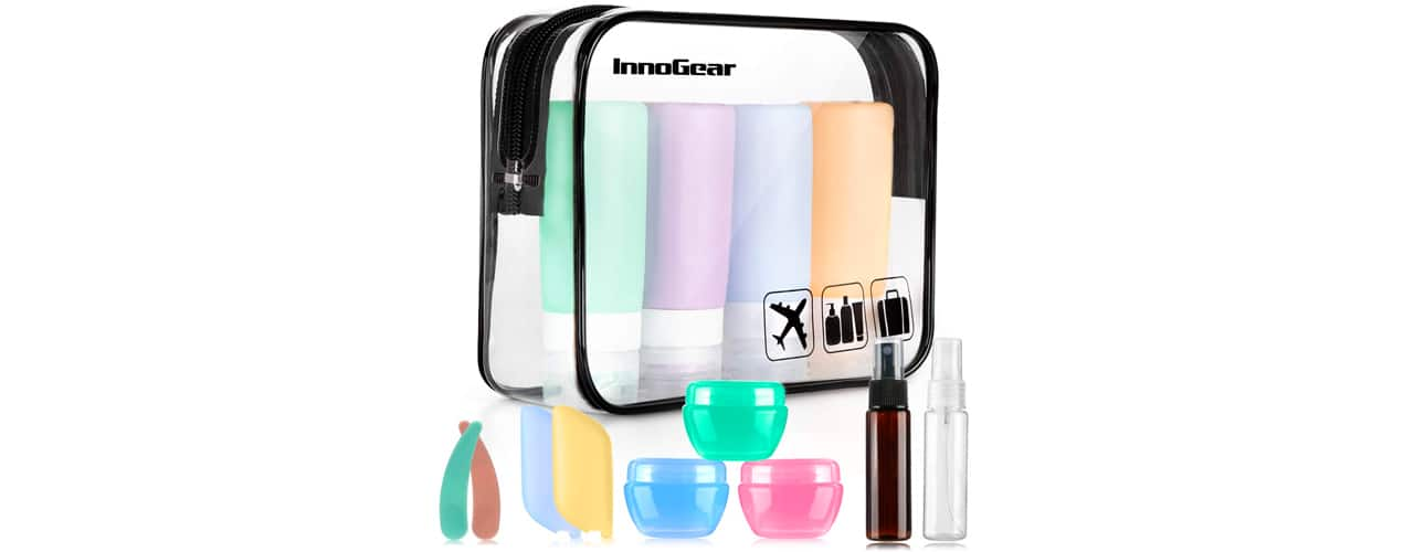 inbody InnoGear Travel Bottles Set