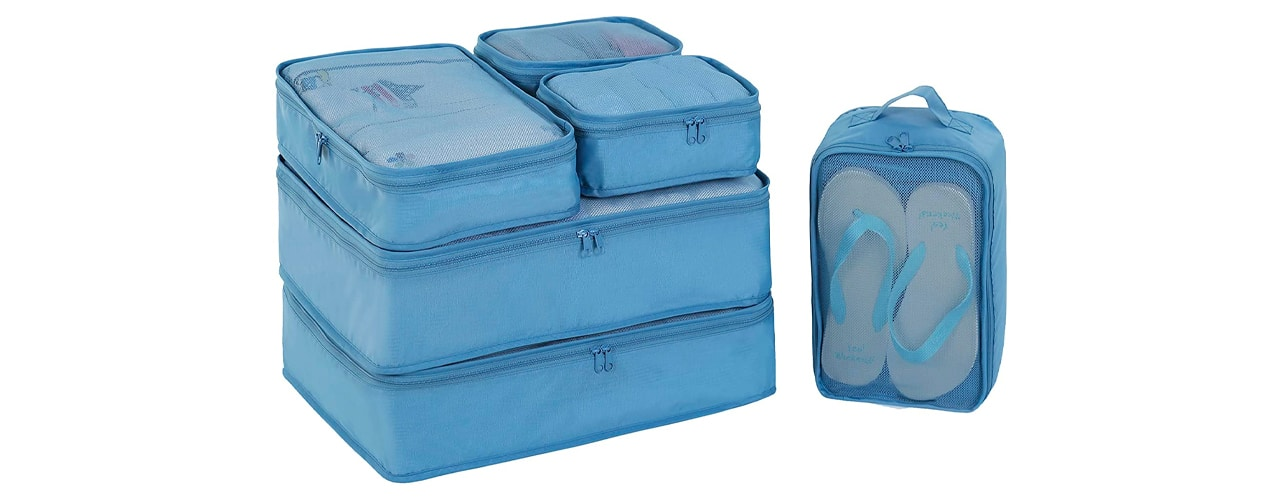 inbody JJ POWER Travel Packing Cubes