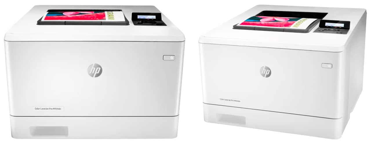 inbody HP Color LaserJet Pro M454dn__