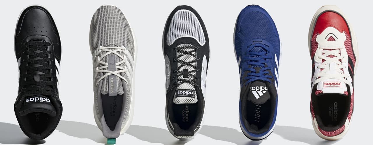 Exclusive adidas Sale: Shoes for Every Sport Under $50 2021