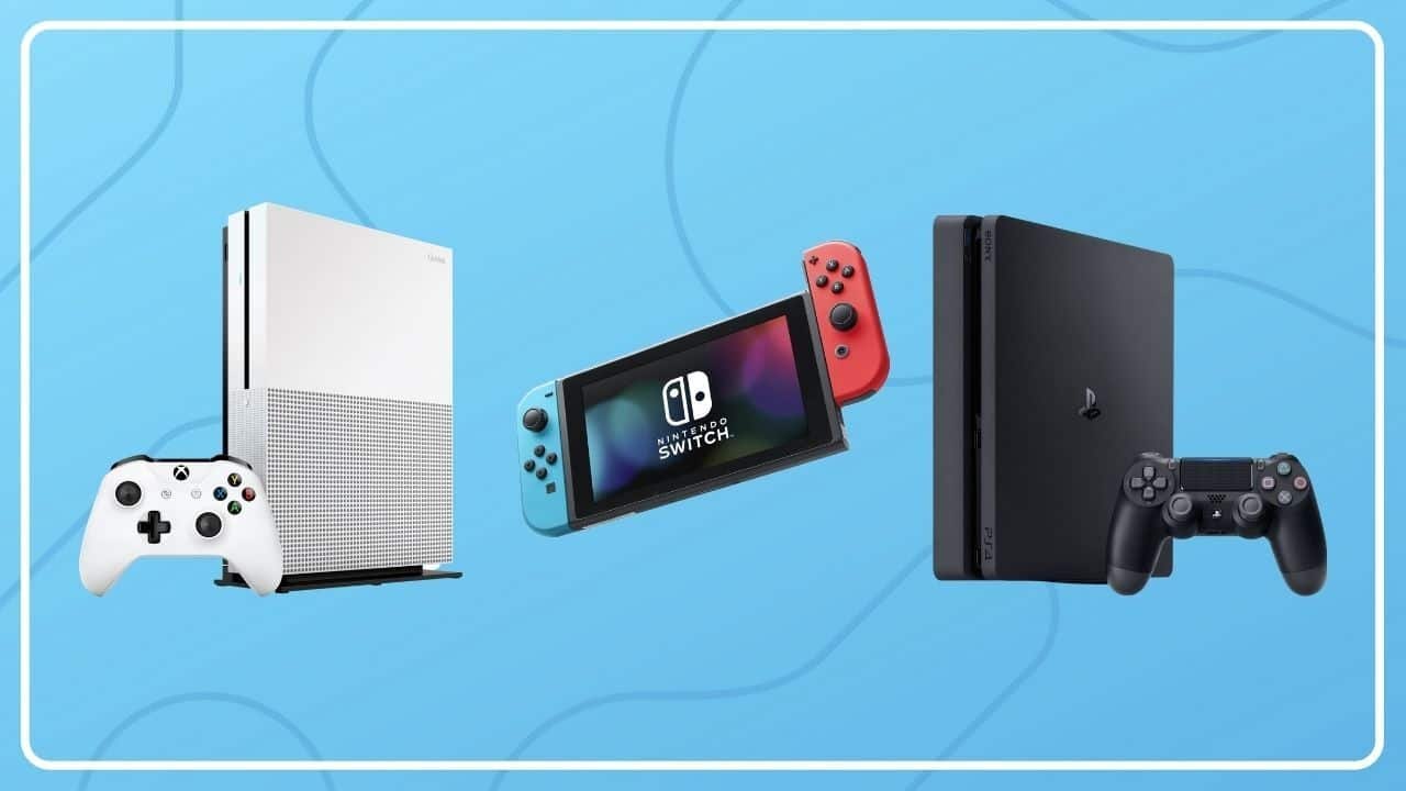 Black Friday 2020 Console Deals The Best Ps4 Xbox And Switch Offers