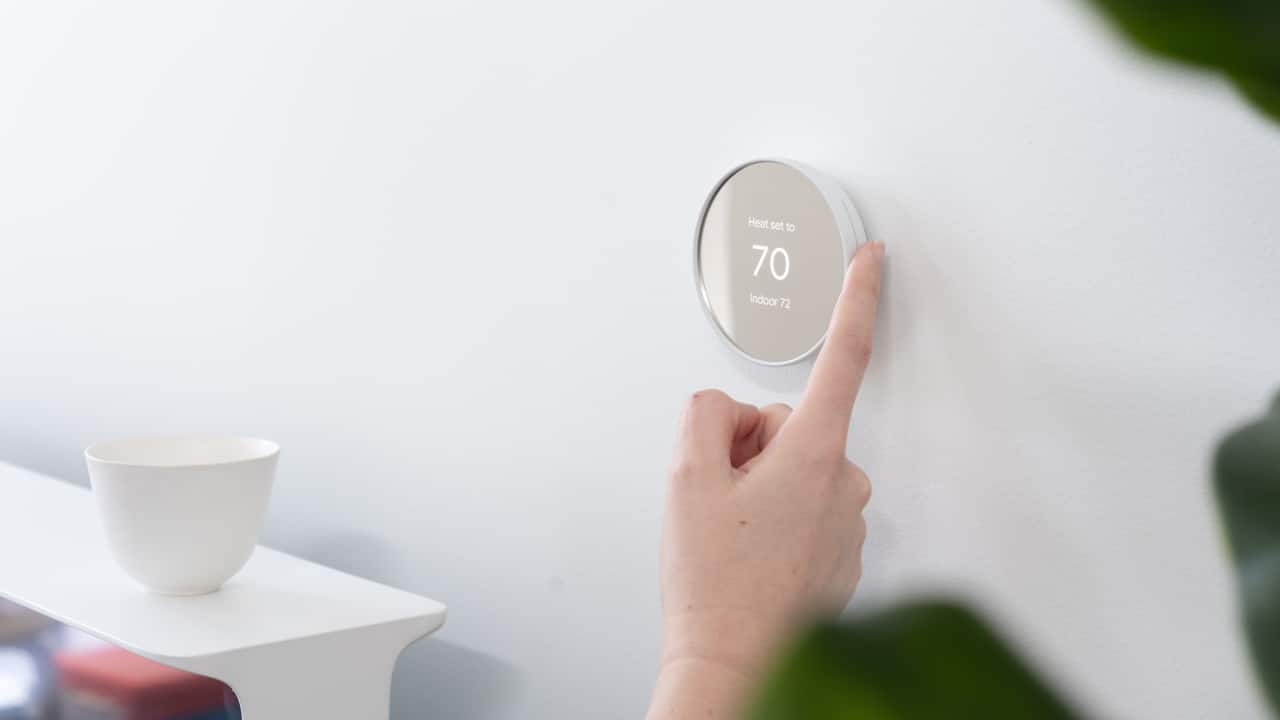 Nest Thermostat is easy to use