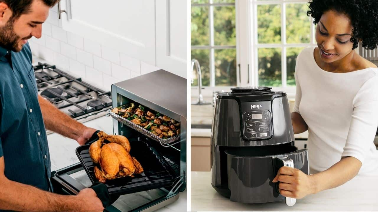 Save Up To 50 On Select Ninja Small Kitchen Appliances At Best Buy
