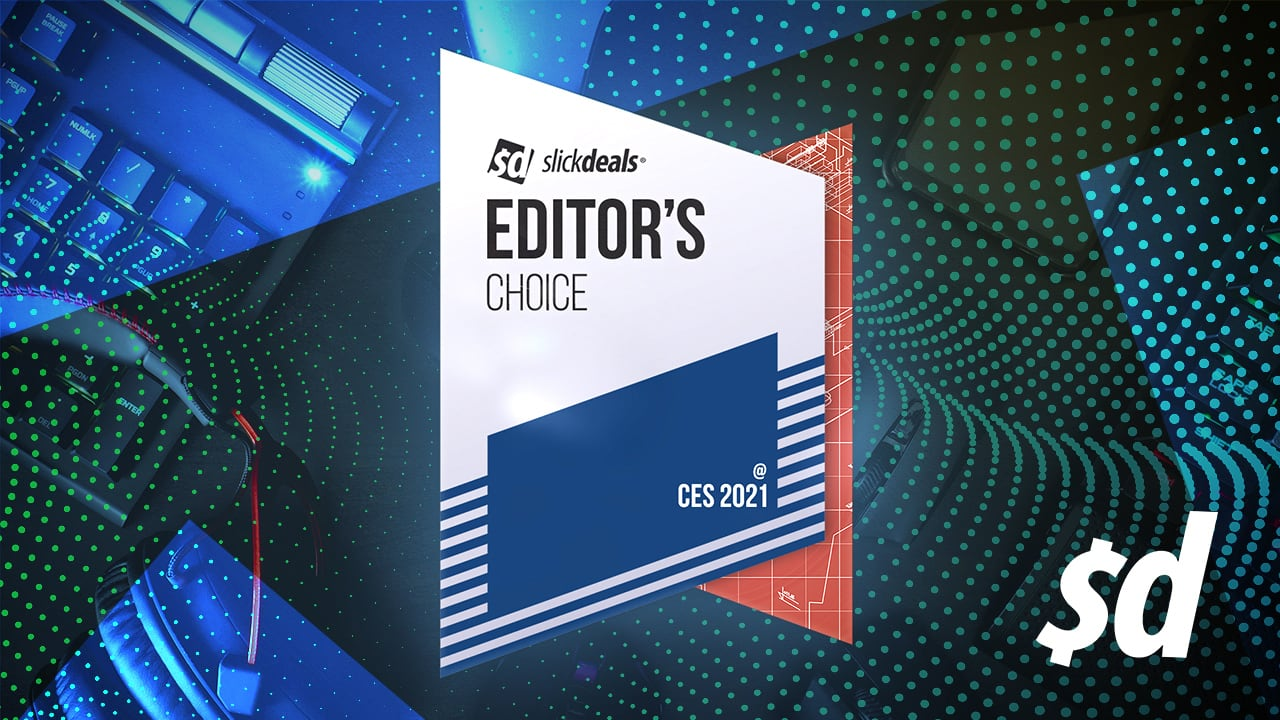 Editor's Picks: The Best Consumer Tech at CES 2021