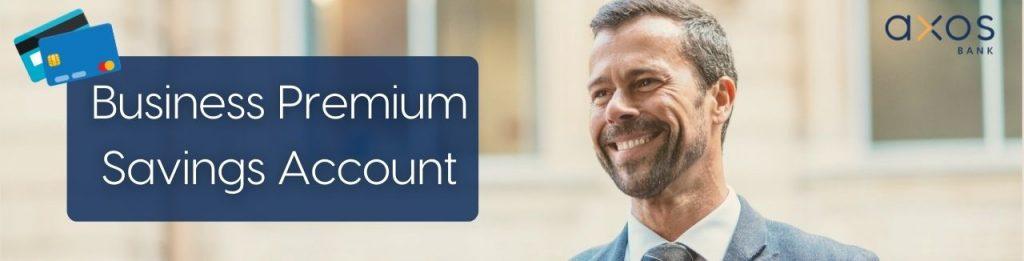AXOS Business Premium Savings Account