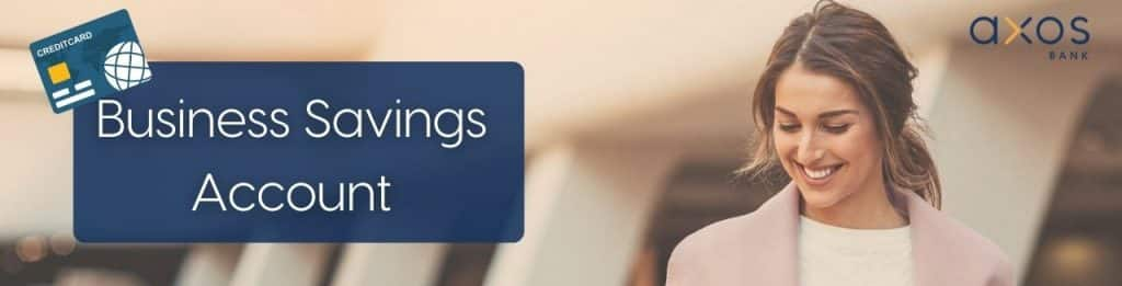 AXOS Business Savings Account