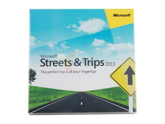Search microsoft streets and trips on Soft82 for free download.