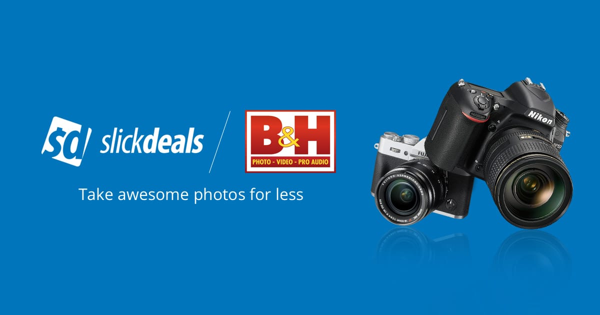 B&H Photo Video Coupons, Promo Codes & Deals 2018 | Slickdeals