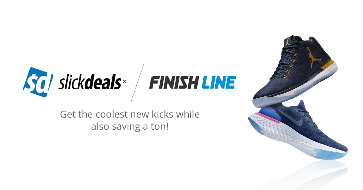 image regarding Finish Line Printable Coupons 20 Off known as Total Line Discount codes, Promo Codes No cost Delivery