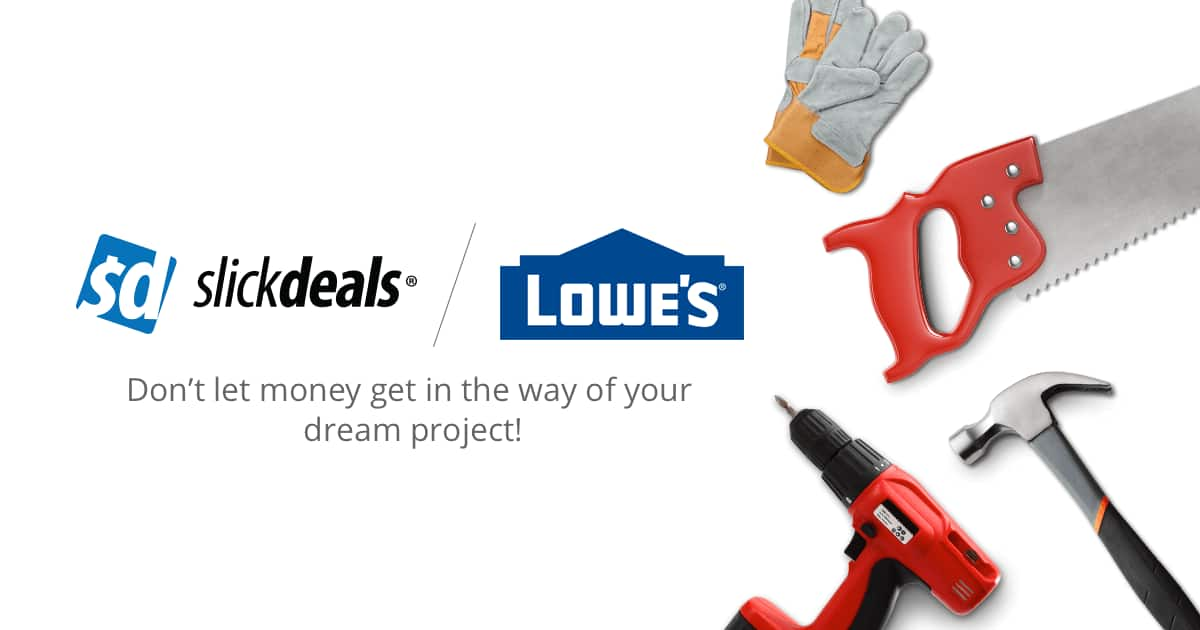Lowe's Promo Codes: Huge Savings - September 2019 Promo