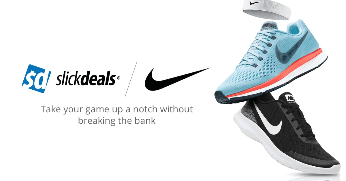 photo regarding Shoe Show Printable Coupon known as Nike Flash Sale: A lot more Personal savings upon Opt for Products 25% Off + No cost S/H w/ Nike+ Acct