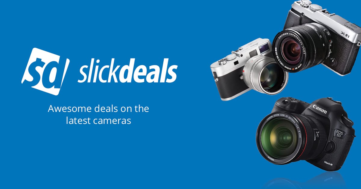 72 Cameras Deals Sales Coupons From 1 To 2000