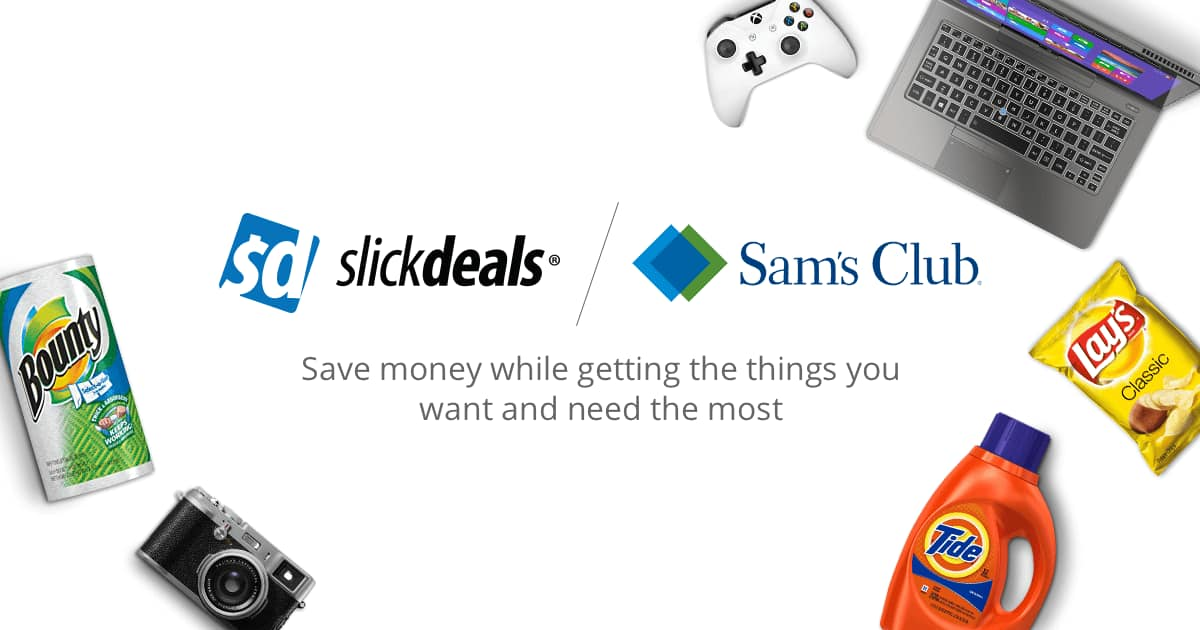 8e97f8b8158 Top Sam's Club Coupons and Promo Codes | Slickdeals.net